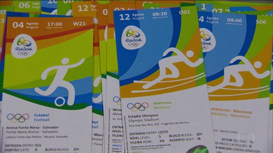 Torcedores esperam reembolso de ingressos da Olimpíada do Rio