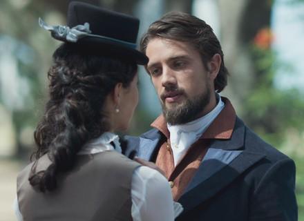 Felipe faz promessa inusitada a Melissa