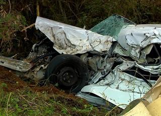 Homem morreu em acidente em Passo Fundo (Foto: Reprodução/RBS TV)