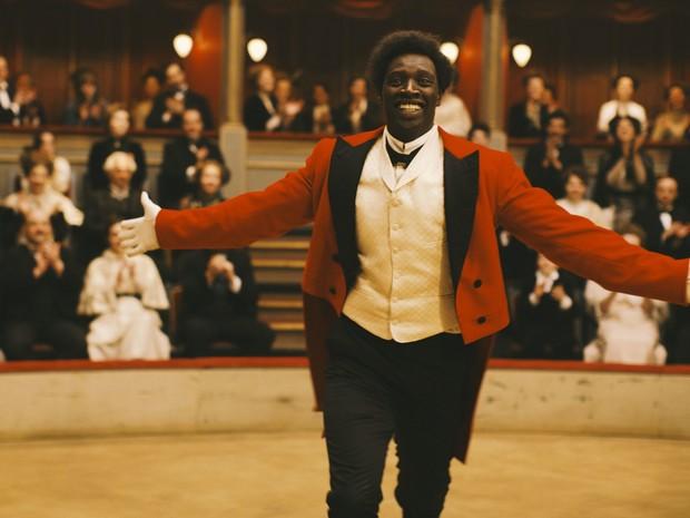 Filme  'Chocolate', com Omar Sy, é exibido no Festival Varilux de Cinema Francês (Foto: Reprodução)