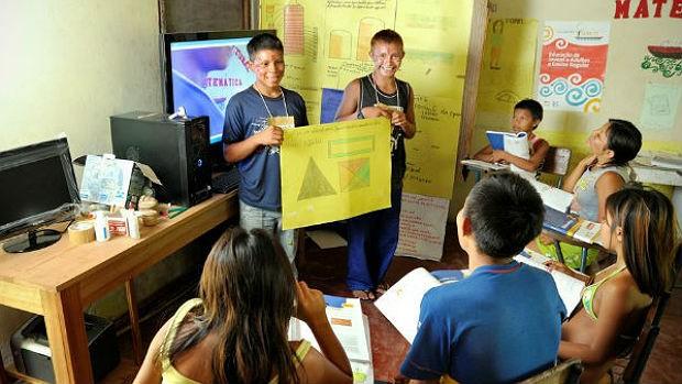 Educação a distância - Telecurso (Foto: Divulgação)