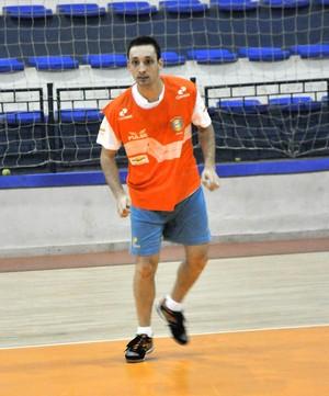 Felipe Mello, jogador da seleção brasileira de futsal (Foto: Divulgação / Danilo Camargo)