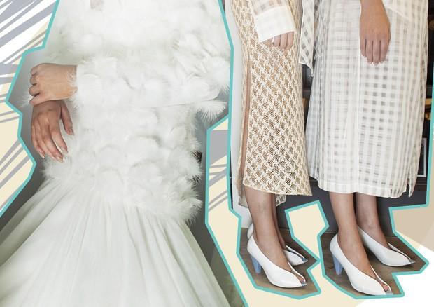 Inspiração para noivas SPFW: Curtos (Foto: Marcelo Salvador e Ricardo Toscani)