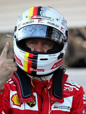 Sebastian Vettel, Ferrari, F1, Rússia, Pole