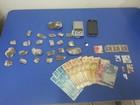 Rapaz suspeito de traficar drogas sintéticas é preso em Maringá