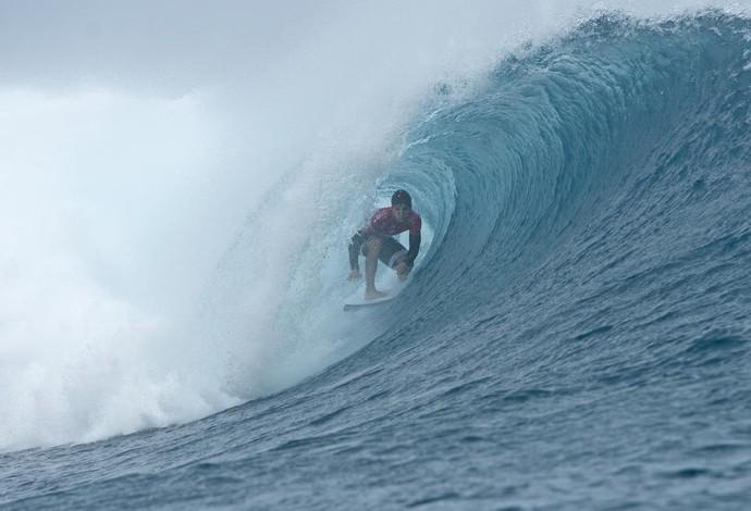 Gabriel Medina repescagem Teahupoo WSL Taiti surfe (Foto: Divulgação/WSL)