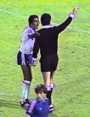 FRAME Honduras em 1982 Copa do Mundo Arquivo (Foto: Reprodução)