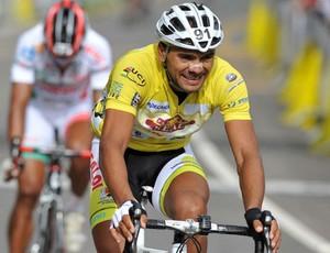 José Eriberto Medeiros é ciclista da equipe de Sorocaba (Foto: Divulgação / Ivan Storti)