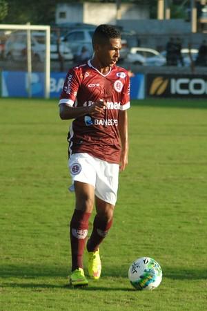 Wandinho (Foto: Henrique Montovanelli/Desportiva Ferroviária)