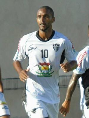 Adrianinho, meia do Atlético-ES (Foto: Karen Porto/Atlético-ES)