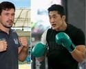 """Dong Hyun Kim pede revanche contra Demian Maia: """"O mais fácil no top 10"""""""
