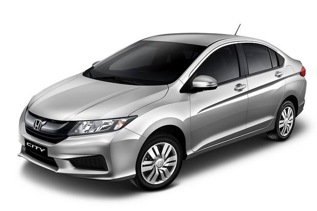 Honda City DX com câmbio CVT (Foto: Honda)