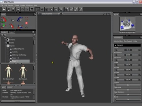 Download free 3D Animation Pdf Free software - panfreeware