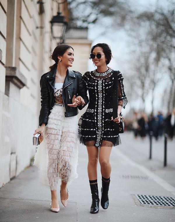 Camila Coelho e Aimee Song  (Foto: Divulgação)