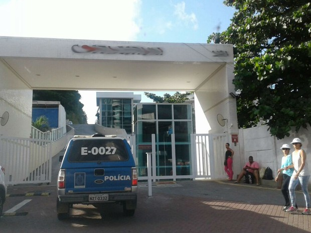 Ministério Público do Estado da Bahia cumpre mandados de prisão na manhã desta terça-feira (Foto: Divulgação / Secretaria da Fazenda)