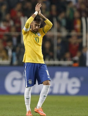 Neymar Brasil Palmas (Foto: EFE)