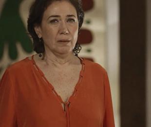 Lilia Cabral, a Silvana da novela 'A força do querer'   TV Globo