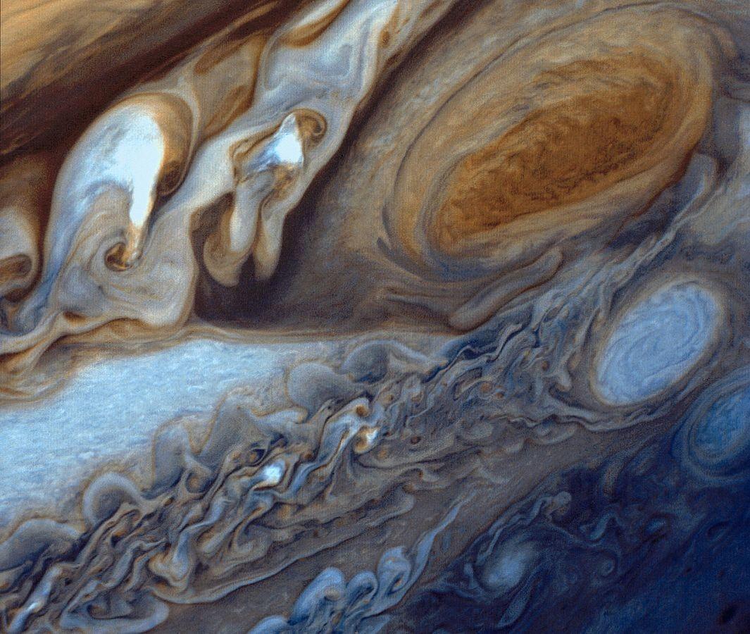 (Foto: NASA, Caltech/JPL/Domínio Público)