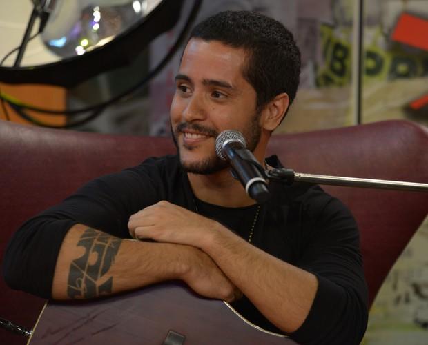 Nando Motta fala sobre sua carreira depois de participar do The Voice Brasil (Foto: Camila Serejo\Gshow)