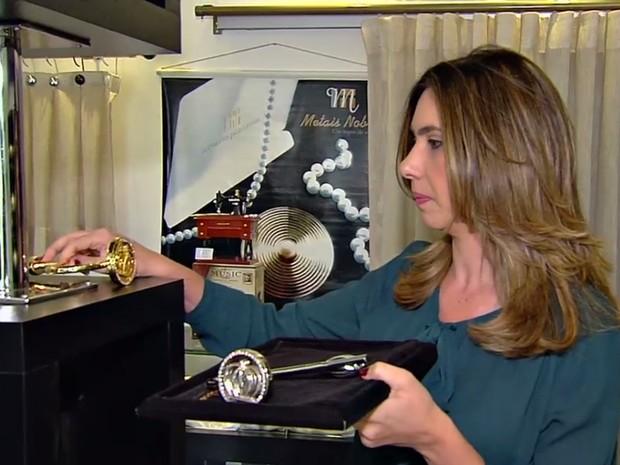 Empreendedorismo é aposta para sair da crise no mercado de trabalho, em Goiânia, Goiás (Foto: Reprodução/TV Anhanguera)
