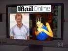 Príncipe Harry estaria namorando jovem brasileira