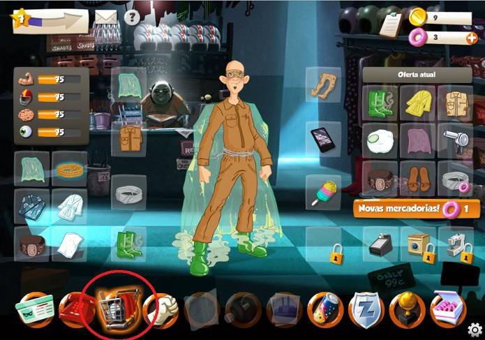 Hero Zero: saiba como fazer para vender um item no game online