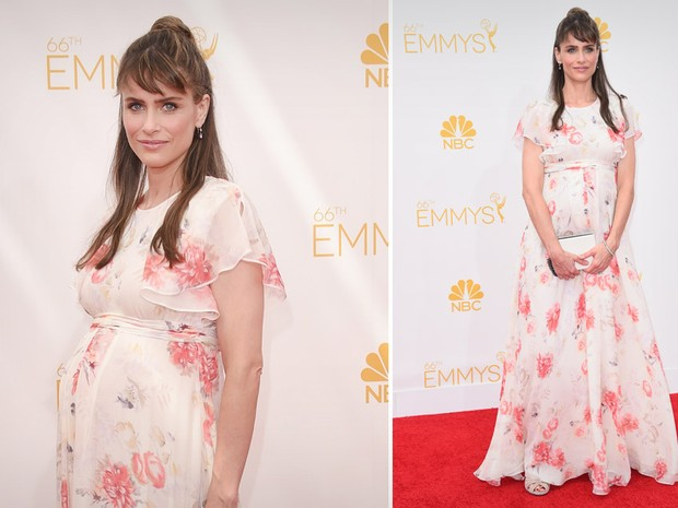 [620] Emmy 2014 Amanda Peet  (Foto: Getty Images)
