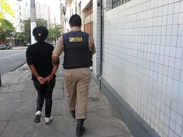 Suspeita homicídio Divinópolis (Foto: Anna Lúcia Silva / G1)