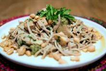 Pad Thai, prato típico tailandês: receita da Bela Gil para o Bela Cozinha