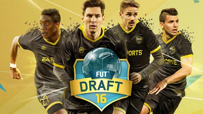 FIFA 16 Draft: 15000 moedas ou 300 FIFA Points valem uma entrada (Foto: Divulgação/EA Sports)