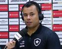Jair elogia dedicação do grupo do Bota e vê Sassá na disputa pela titularidade