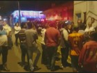 Após morte, grupo faz protesto em frente à delegacia de Capivari, SP