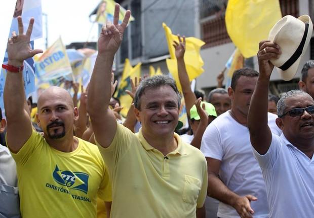 Zenaldo Coutinho, atual prefeito de Belém (Foto: Reprodução Facebook )