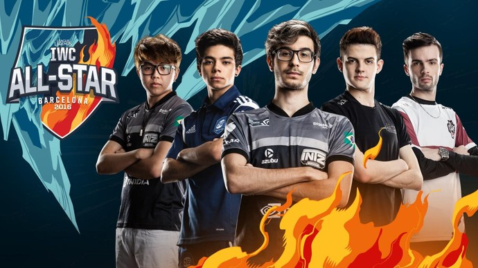 Brasileiros tentam vaga no All-Star Global de league of Legends (Foto:  Divulgação