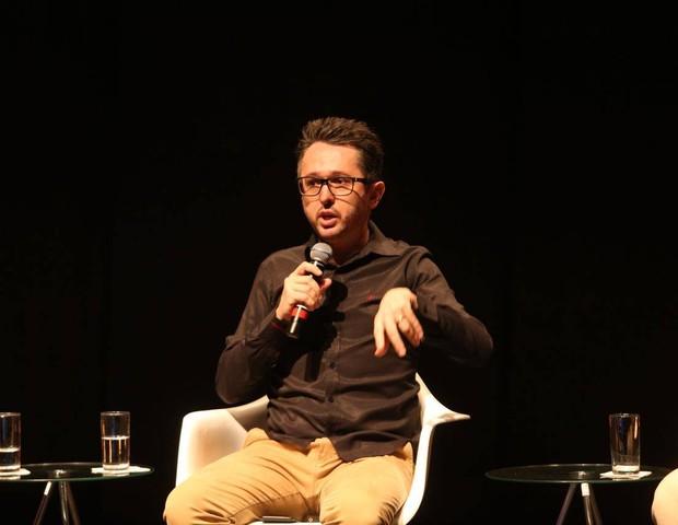 Fabio Assolini no Wired Festival (Foto: Gianne Carvalho)