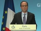 Avião da EgyptAir que sumiu a caminho do Egito caiu, diz Hollande