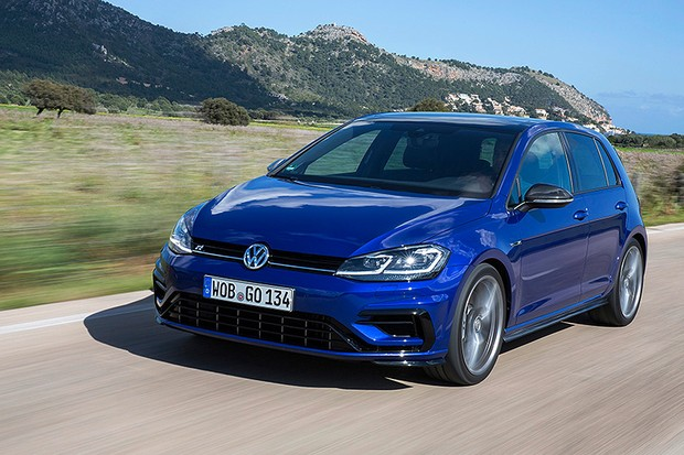 Volkswagen Golf R (Foto: Volkswagen)