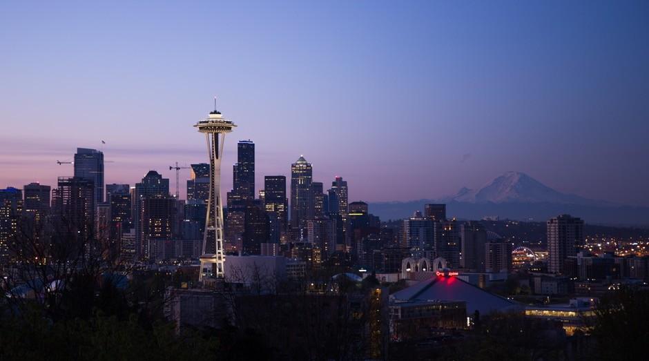 Seattle, nos EUA, é uma das cidades em que a desigualdade social aumentou (Foto: Pexels)