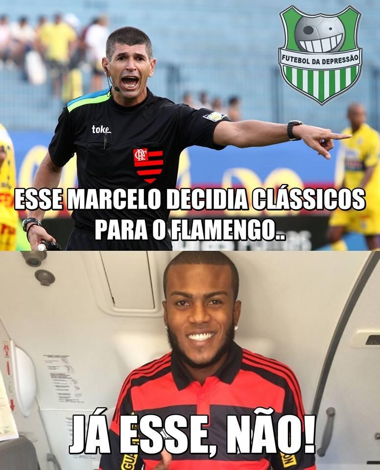 Zoação Fla Vasco