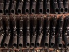 Levantamento da PF mostra caminho dos traficantes de armas