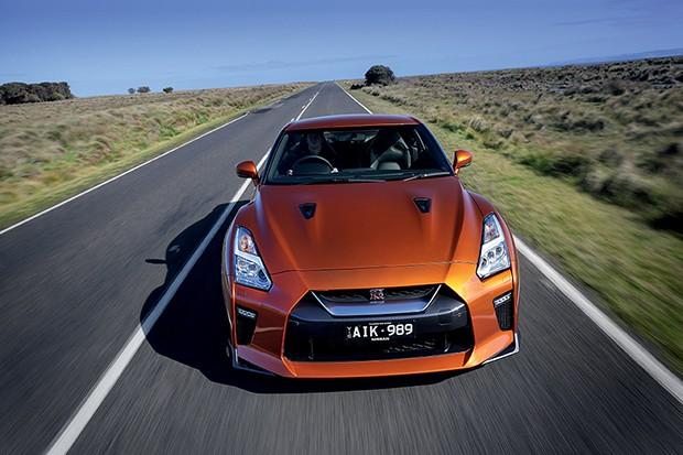 Nissan GT-R (Foto: Divulgação)