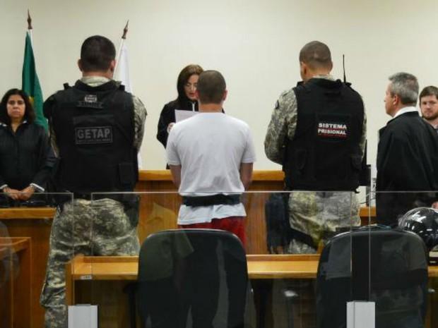 Julgamento morte vereadora Argirita  (Foto: Júlio Cabral/O Vigilante Online)
