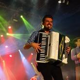 Batista Lima + Flávio Leandro + Luan Estilizado + Magníficos (Foto: Kamylla Lima/G1)