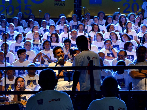 Corais fazem apresentação única nesta segunda-feira, 21, no Teatro Margarida Schivasappa. (Foto: Divulgação/FCP)
