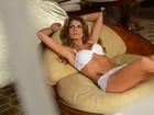 Carol Magalhães diz que namoraria gordinho: 'Mas colocaria para malhar'