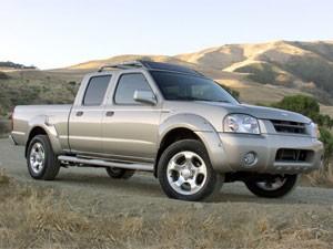 Nissan Frontier (foto) e Pathfinder produzidas no Japão entre 2001 e 2003 estão em recall global (Foto: Jorge Sá / Divulgação)