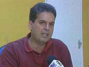 Ex-prefeito de Paço do Lumiar (MA) Gilberto Aroso (Foto: Reprodução/TV Mirante)