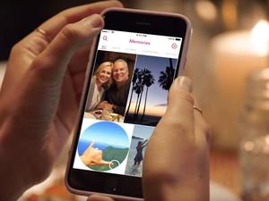 Snapchat lança nova função Memories (Foto: Reprodução/YouTube/Snapchat)