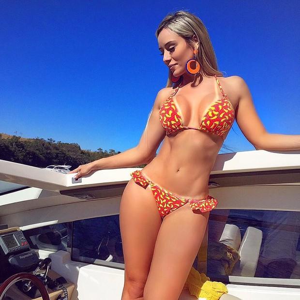 Letícia Santiago (Foto: Reprodução/ Instagram)