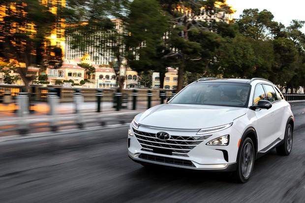 Hyundai Nexo (Foto: divulgação)